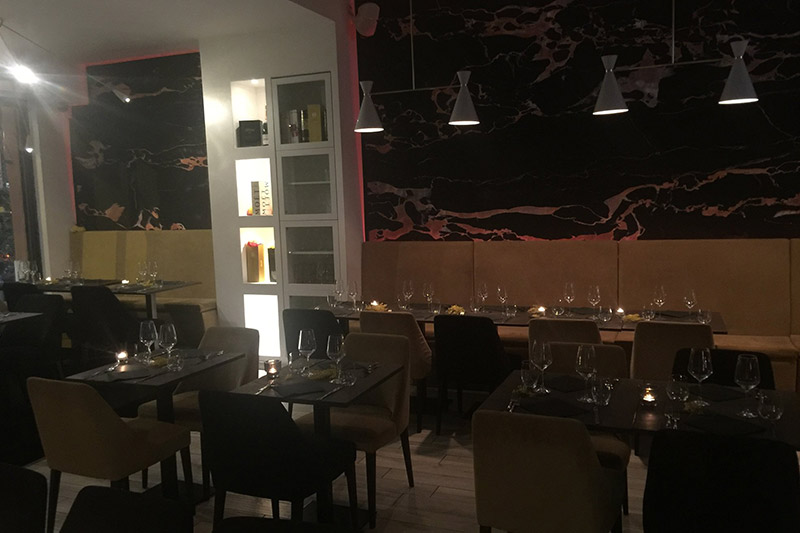 ristorante maxini roma prati