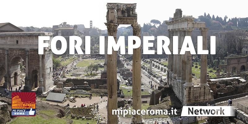 fori imperiali