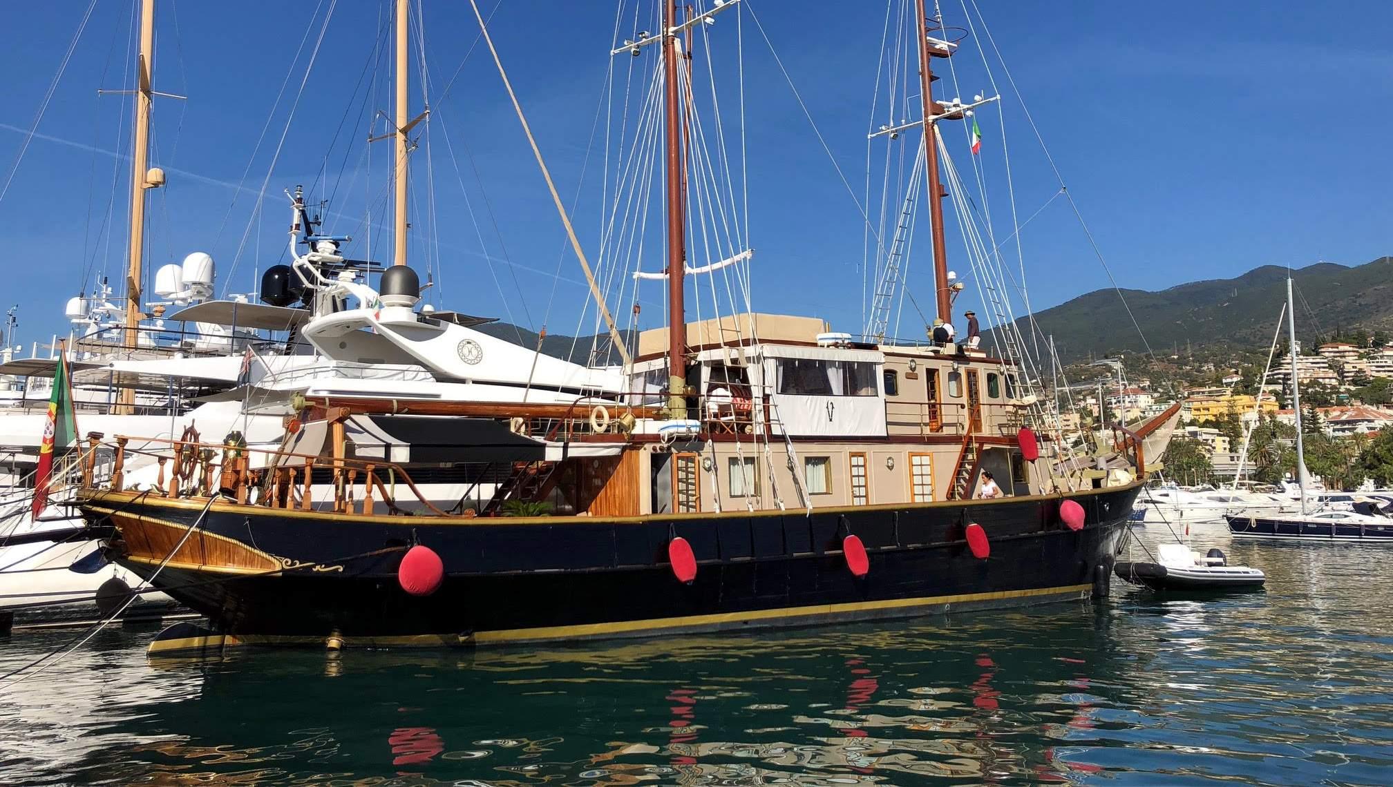 compravendita yacht