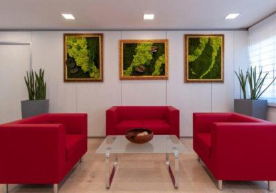 giardini verticali roma virids design