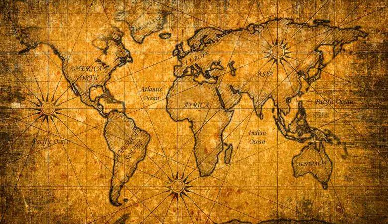 mappimondo blog di viaggi