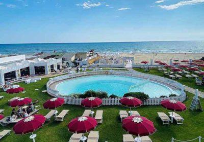 sky garden luxury beach ristorante stabilimento balneare