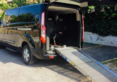 trasporto ncc per disabili