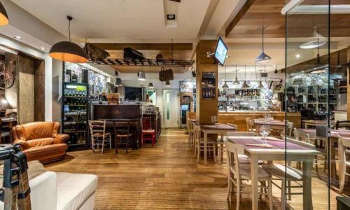 ristorante a Morena Gradisca (5)