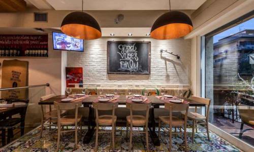 ristorante a Morena Gradisca (8)